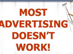 lisiting ad headline