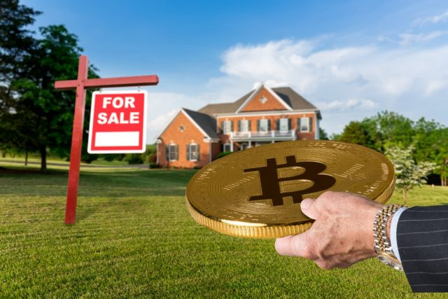 Crypto currency in real estate